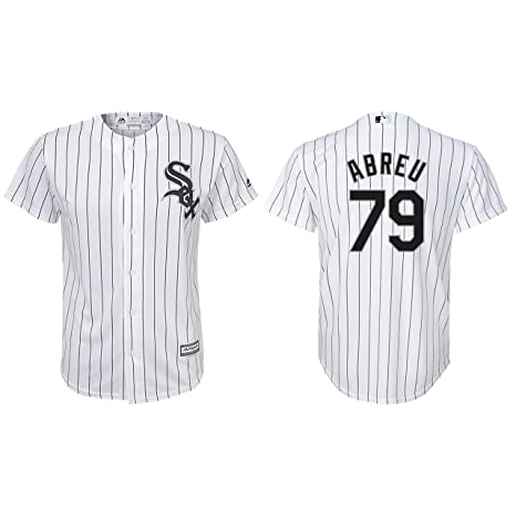 f665cfba0 ... discount majestic chicago white sox youth jose abreu home replica  jersey white 79 youth 77ddf 4aa63