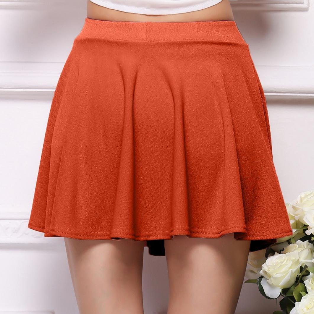 6d51033c04 FAMILIZO Faldas Cortas Mujer Verano Faldas Tubo De Moda Faldas Tul Mujer  Faldas Altas De Cintura Faldas Acampanadas ...
