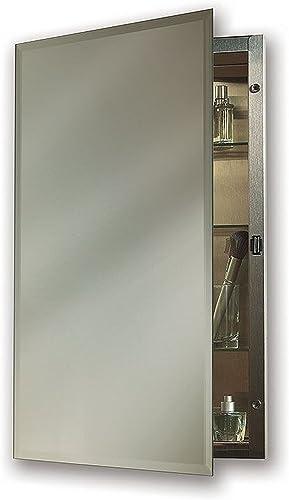 Jensen 1447X Bevel Mirror Medicine Cabinet