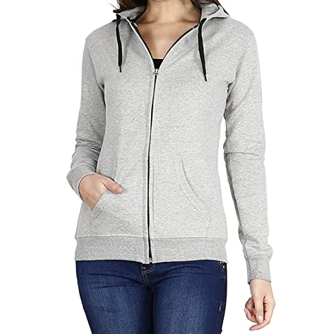 3551fd4e06f Buy Prokick Women s Cotton Sweatshirt Hoodie Online at Low Prices in ...