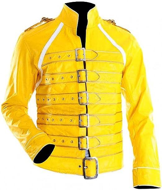Amazon.com: III-Fashions Freddie Mercury Queen Belted ...