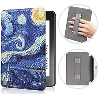 1 sztuka Ultra Slim skórzane etui Smart Case Magnetic 6 e-booków do Amazon Kindle Paperwhite 1/2/3/4-6 Paperwhite 4