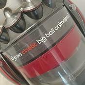 Dyson Cinetic Big Ball Animalpro 2 Aspiradora de trineo sin mantenimiento, 700 W, 0.8 litros, 80 Decibelios, Plata: Amazon.es: Hogar