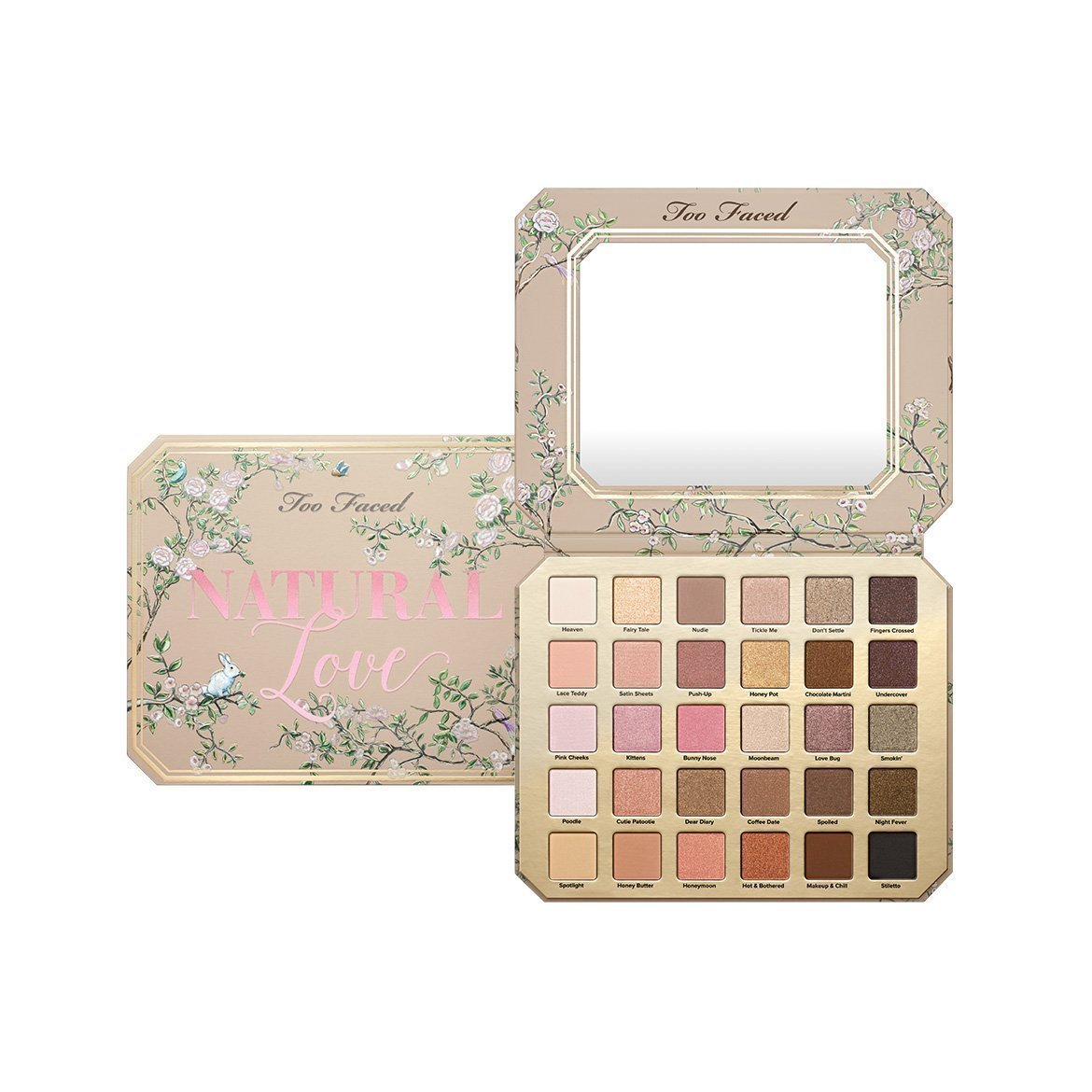 Natural Love Ultimate Neutral Eye Shadow Collection Too Faced