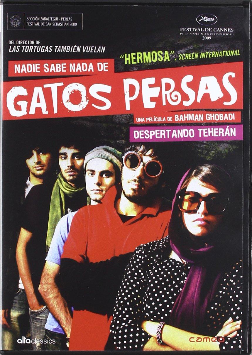 Nadie Sabe Nada Sobre Gatos Persas [DVD]: Amazon.es: Negar Shaghaghi, Ashkan Koshanejad, Bahman Ghobadi: Cine y Series TV