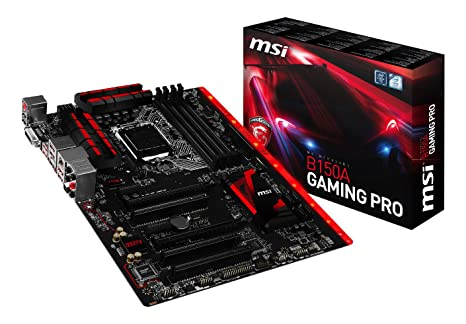Review MSI Gaming Intel Skylake