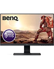 BenQ GL2580H 24.5 Inch FHD 1080p 1ms Eye-Care LED Gaming Monitor, HDMI, Black