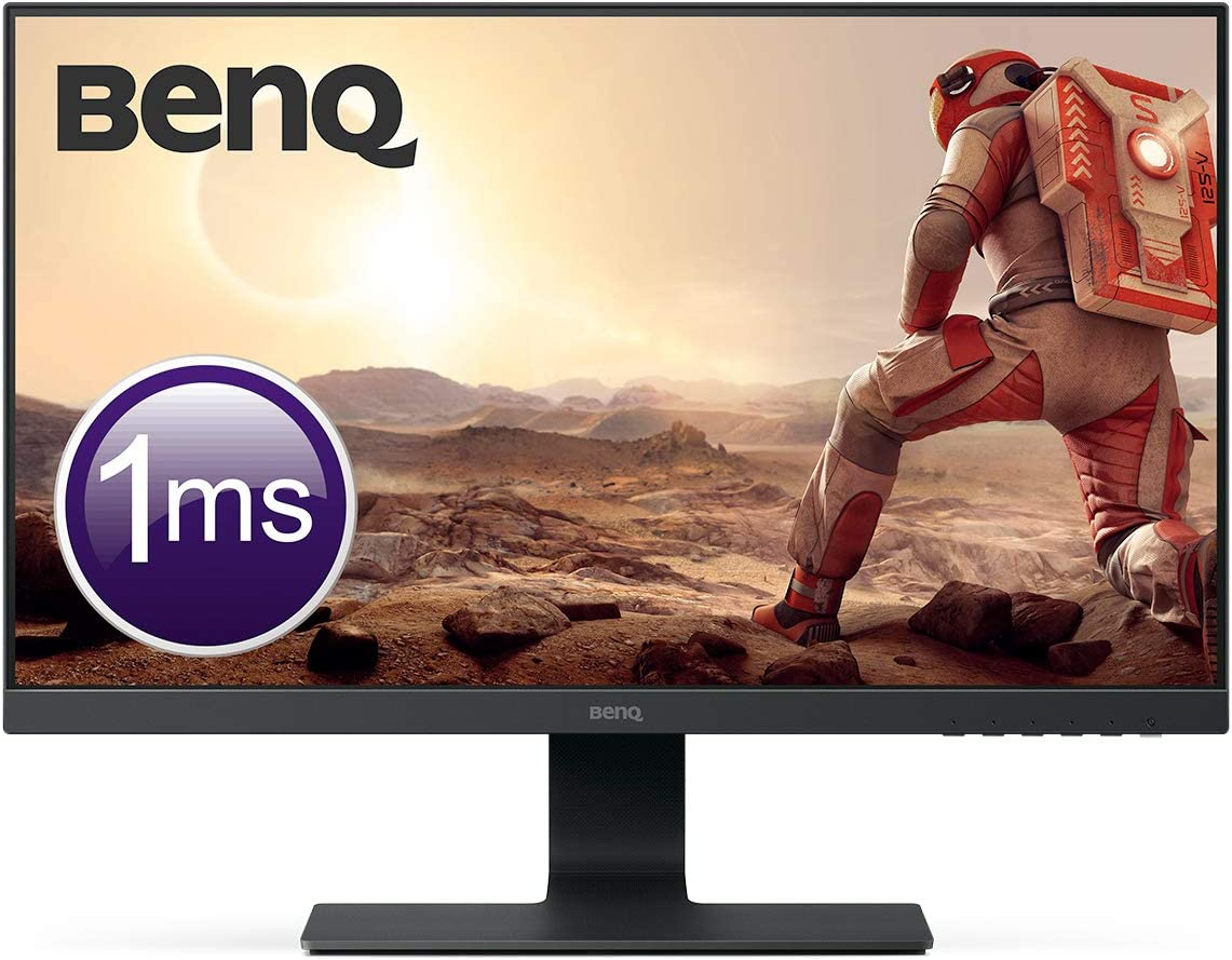 Benq Gl2580h 62 23 Cm 24 5 Zoll Led Display Full Hd Computer Zubehör