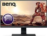 BenQ GL2580H 24.5 Inch FHD 1080p 1 ms Eye-Care LED Gaming Monitor, HDMI