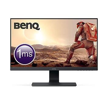 BenQ GL2580H 24 5 Inch FHD 1080p 1 ms Eye-Care LED Gaming Monitor, HDMI ,  Black