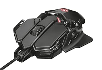 Trust Gaming 22089 Gxt 138 X Ray Gaming Mouse For Pc And Laptop