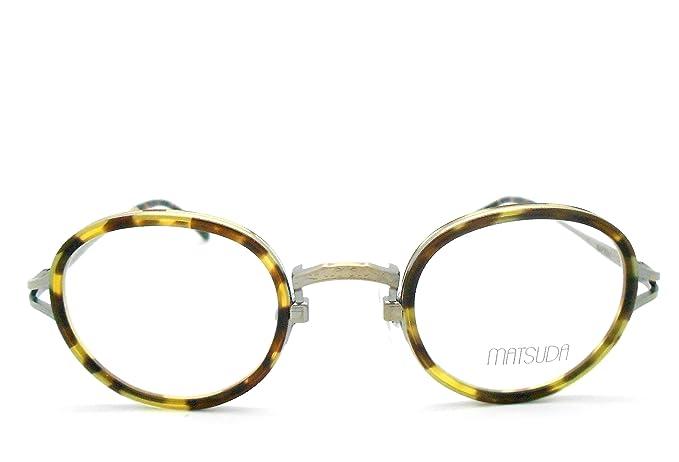 Amazon.com: Matsuda 2835h Tokio Tortuga anteojos: Clothing