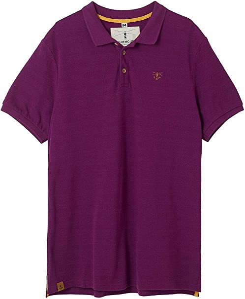 LightHouse Pier Mens Polo Shirt
