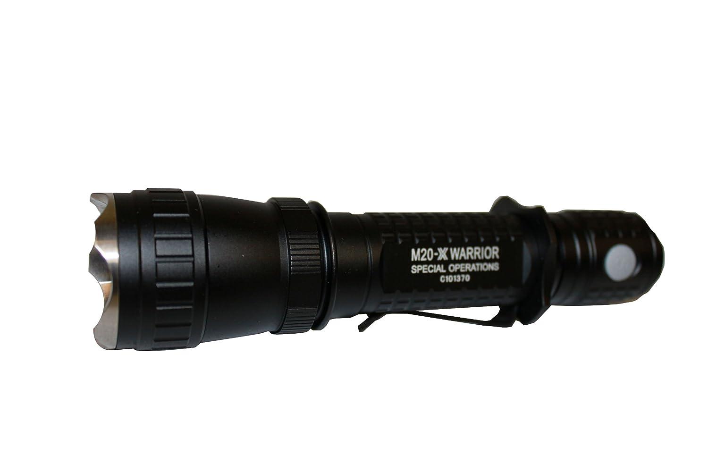 Olight M20-X Warrior Tactical Led Flashlight - Basic Handheld Flashlights -  Amazon.com