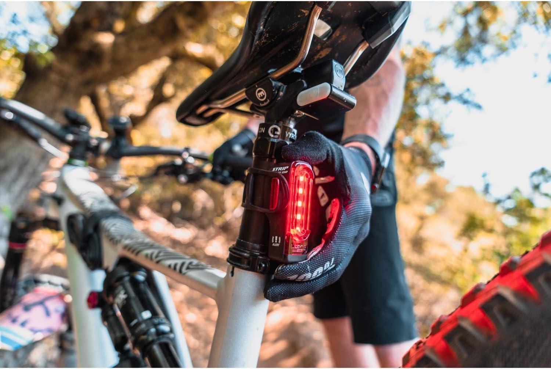 Lezyne Strip Pro Alert Drive Rear 300 Lumens