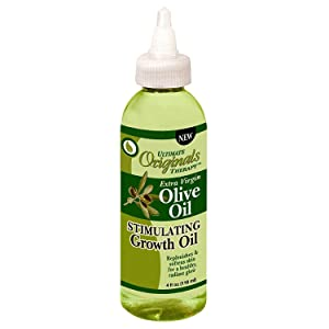 Originals Ultimate X-virgin Olive Oil Stimulate Growth 4oz, 4 Oz