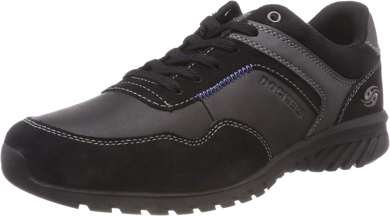TALLA 44 EU. Dockers by Gerli 33lk008, Zapatos de Cordones Derby para Hombre