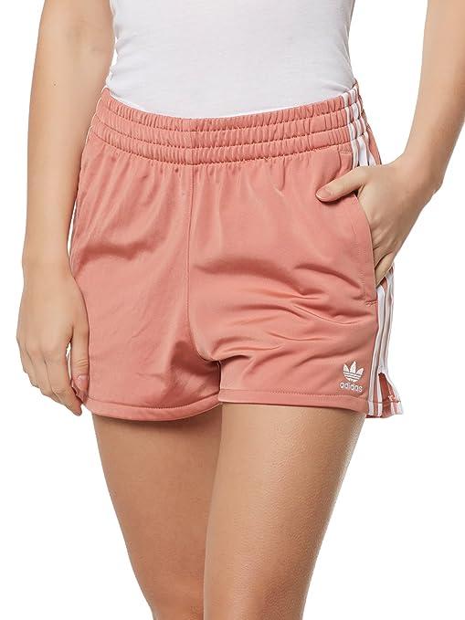 adidas CY4765, Pantaloncini Sportivi Donna, Rosa, 40: Amazon ...