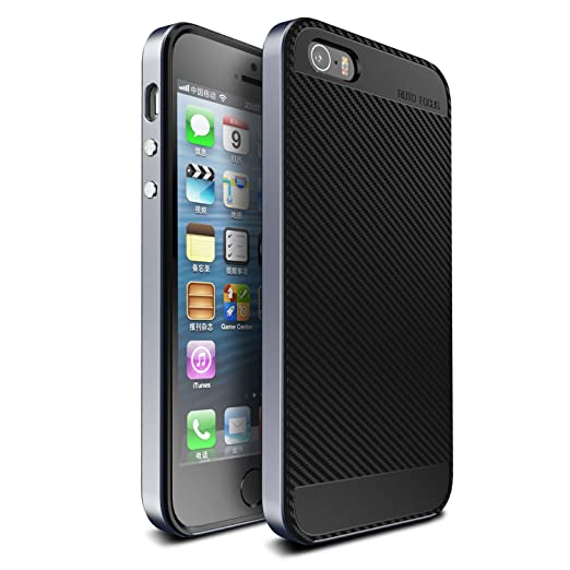 10 opinioni per Cover iPhone SE , ivencase [Stile