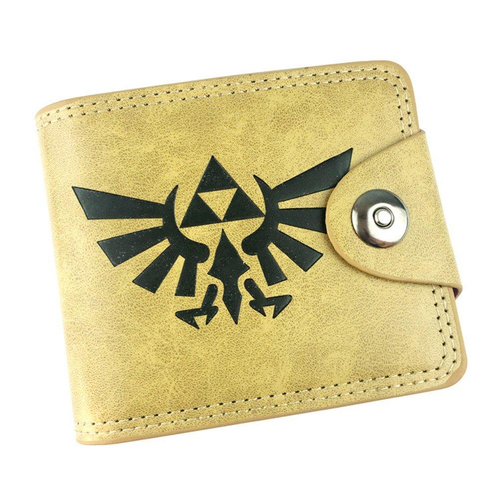 Gumstyle The Legend of Zelda Game Cosplay 10 Slots Bifold Wallet Card Holder Purse 1