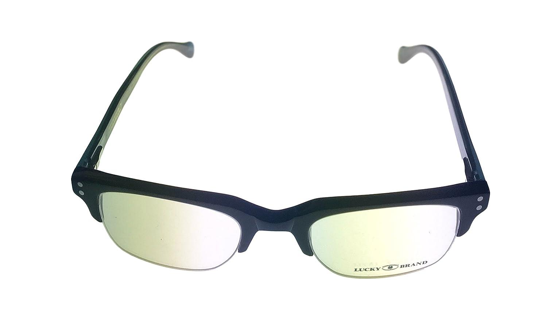 LUCKY BRAND Eyeglasses VALENCIA Black 48MM