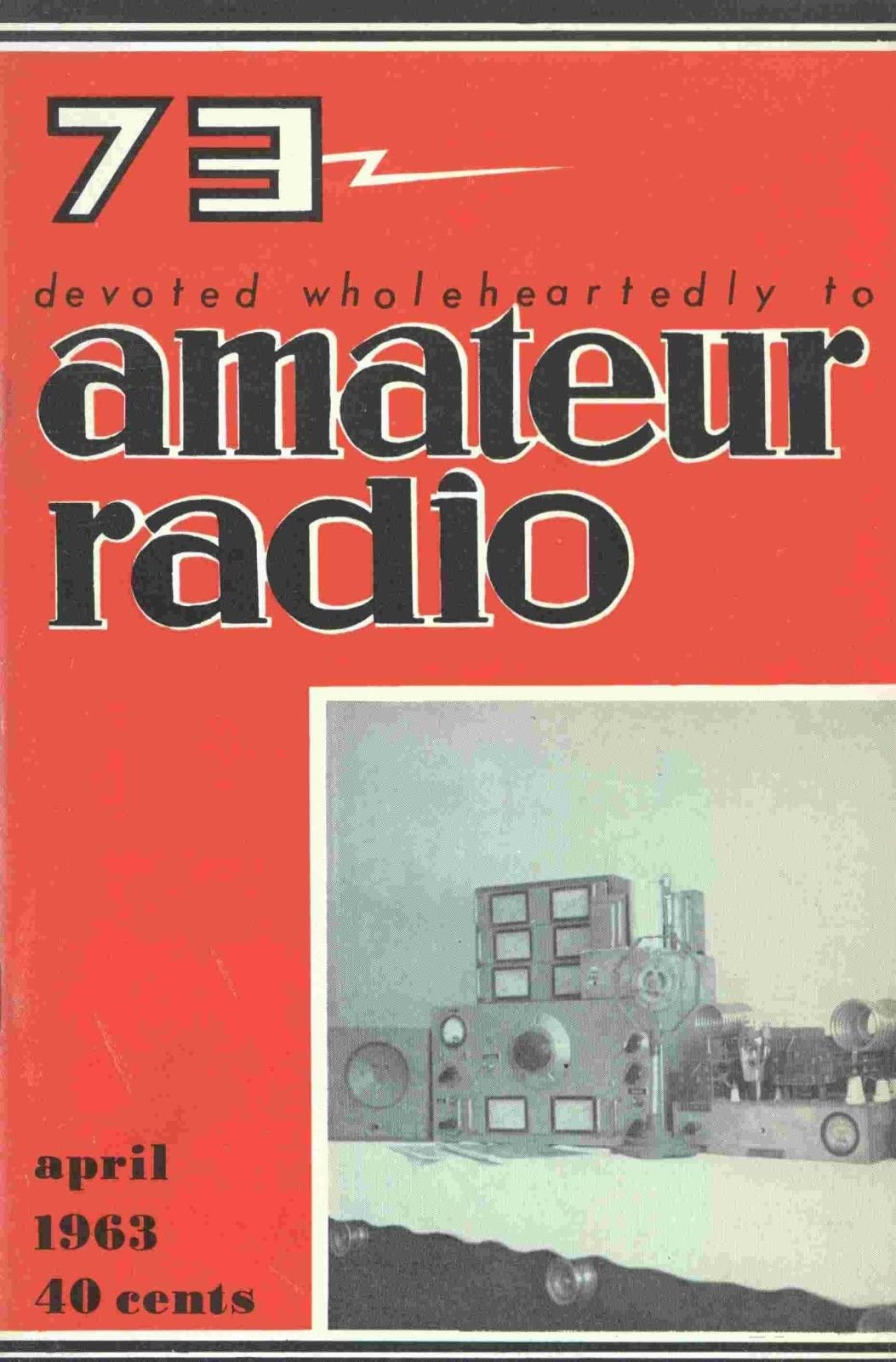 73 Magazine Amateur Radio Today All 519 Issues M127: GeekaMedia