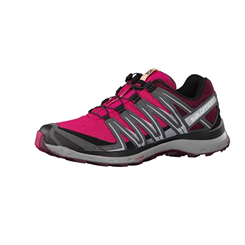 Salomon XA Lite W, Zapatillas de Trail Running para Mujer, Rojo (Sangria/Fig/Quarry), 36 EU: Amazon.es: Zapatos y complementos