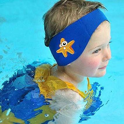 amazon com suiek swimming headband free swimming earplugs a pair