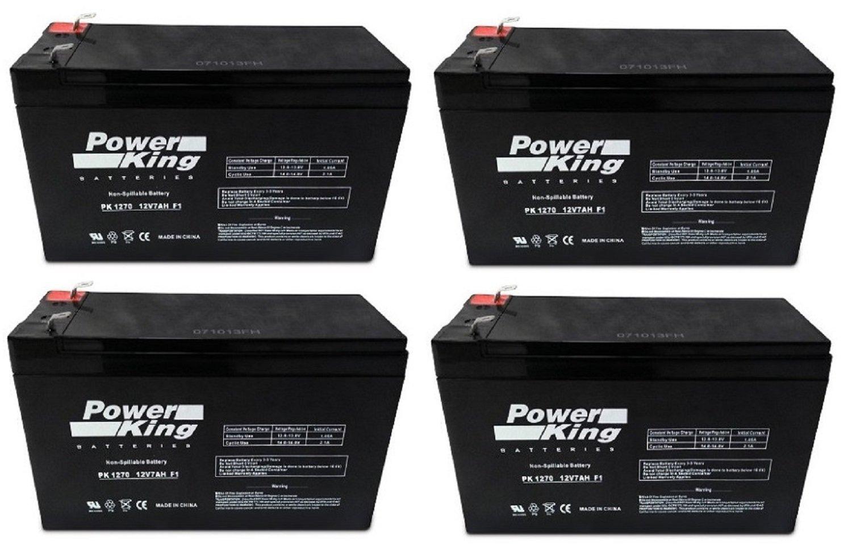 UPSBatteryCenter APC DLA1500RM2U Smart-UPS 1500 RM 2U Compatible Replacement Battery Cartridge