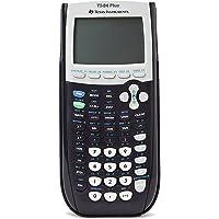 Texas Instruments Ti-84 Plus Graphing calculator - Black (Renewed)