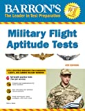 Barron's Military Flight Aptitude Tests