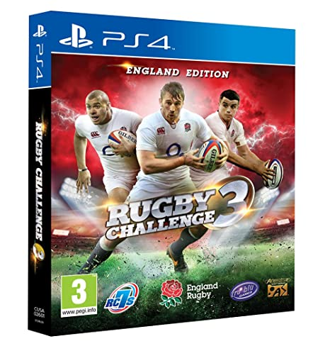 Amazon Com Rugby Challenge 3 Ps4 Video Games