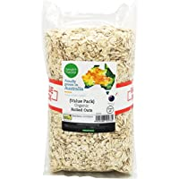 Simply Natural Organic Quick Rolled Oats (Value Pack), 1000g