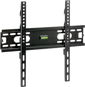 Soporte de pared para poner el televisor de MasterPart, para televisores LCD, LED, 3D, de plasma, curvados y de pantalla plana 26
