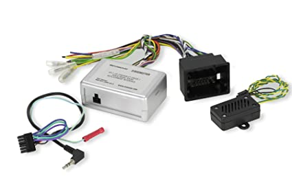 Scosche Gm27sr 2012 Up Chevrolet Trax Spark Cruze Stereo Replacement Interface
