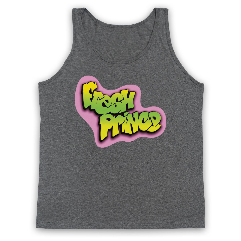 Inspired Apparel Inspire par Fresh Prince of Bel Air Logo Officieux Debardeur sans Manches