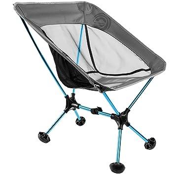 Amazon.com: Silla de camping portátil Terralite. Perfecto ...