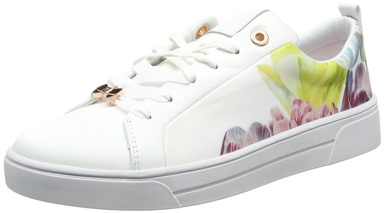 Ted Baker Ahfira2, Zapatillas para Mujer 38 EU Blanco (Tranquillity White #Ffffff)