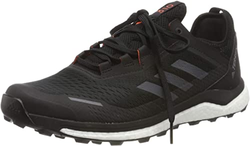 adidas Mens Terrex Agravic Flow Running Shoes Trainers Black