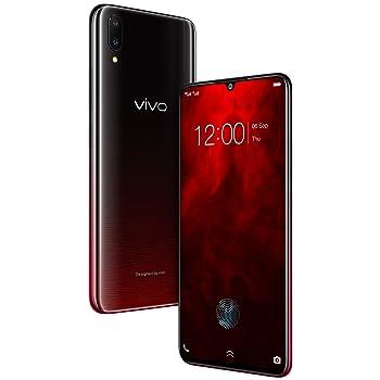 Vivo V11 Pro (Supernova Red, 6GB RAM, 64GB Storage)