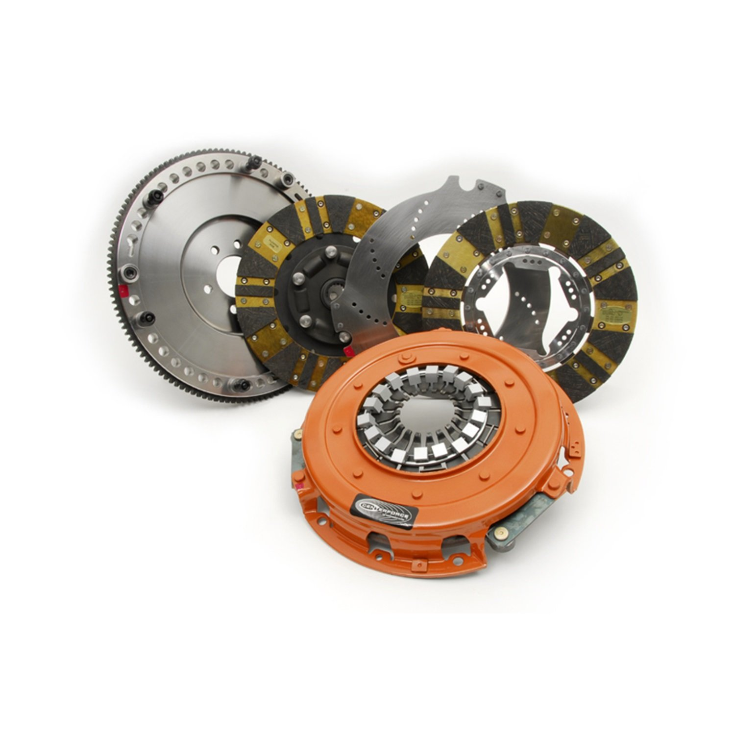 Centerforce 04753000 DYAD Drive System Twin Disc Clutch