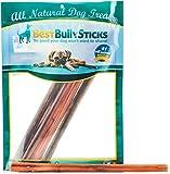 Best Bully Sticks 100% Natural Bully Sticks (8oz. Bag)