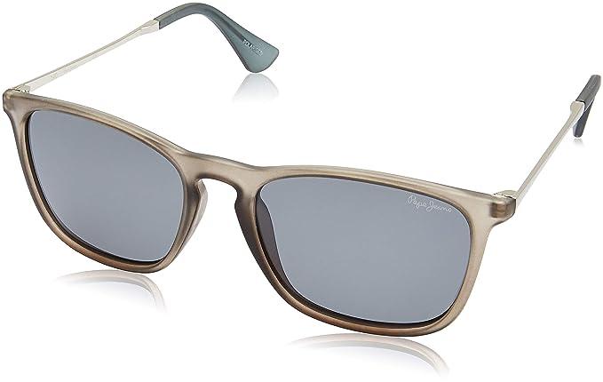 7945ebd4c73 Image Unavailable. Image not available for. Colour  Pepe Jeans Polarized  Wayfarer Unisex Sunglasses ...