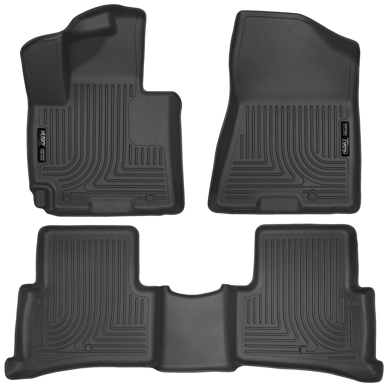 Weathertech floor mats hyundai tucson - Amazon Com Husky Liners Front 2nd Seat Floor Liners Fits 16 17 Tucson Automotive