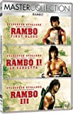 rambo collection (master collection) (3 dvd) [Italia]