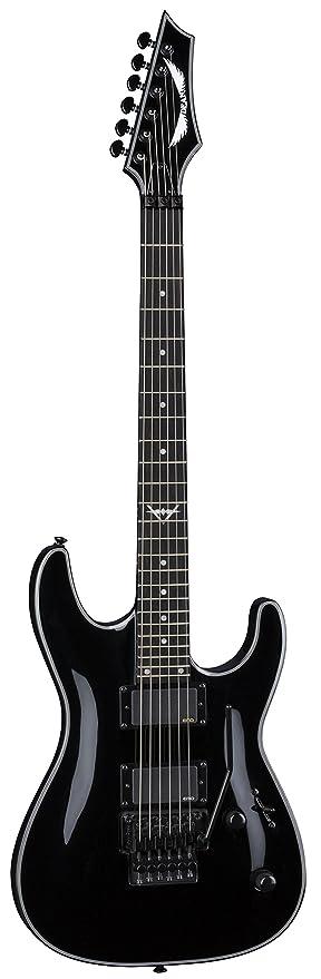 Dean C450FCBK Guitarra eléctrica de cuerpo sólido: Amazon.es: Instrumentos musicales