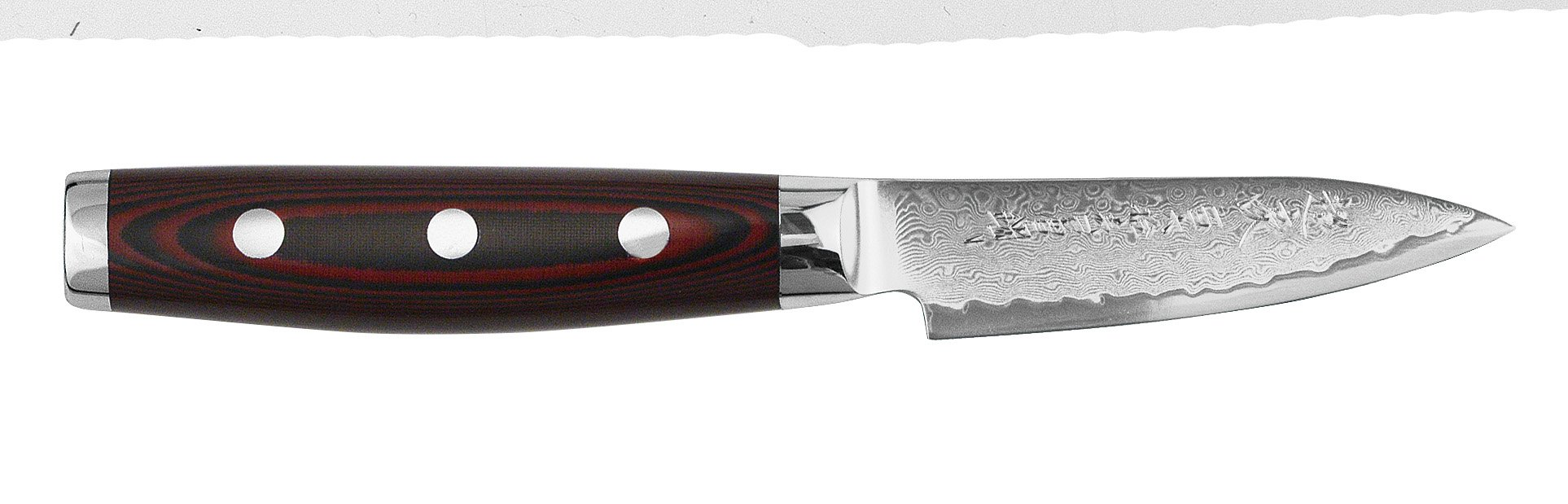 Yaxell Super Gou Paring Knife, 3-1/4-Inch by Yaxell