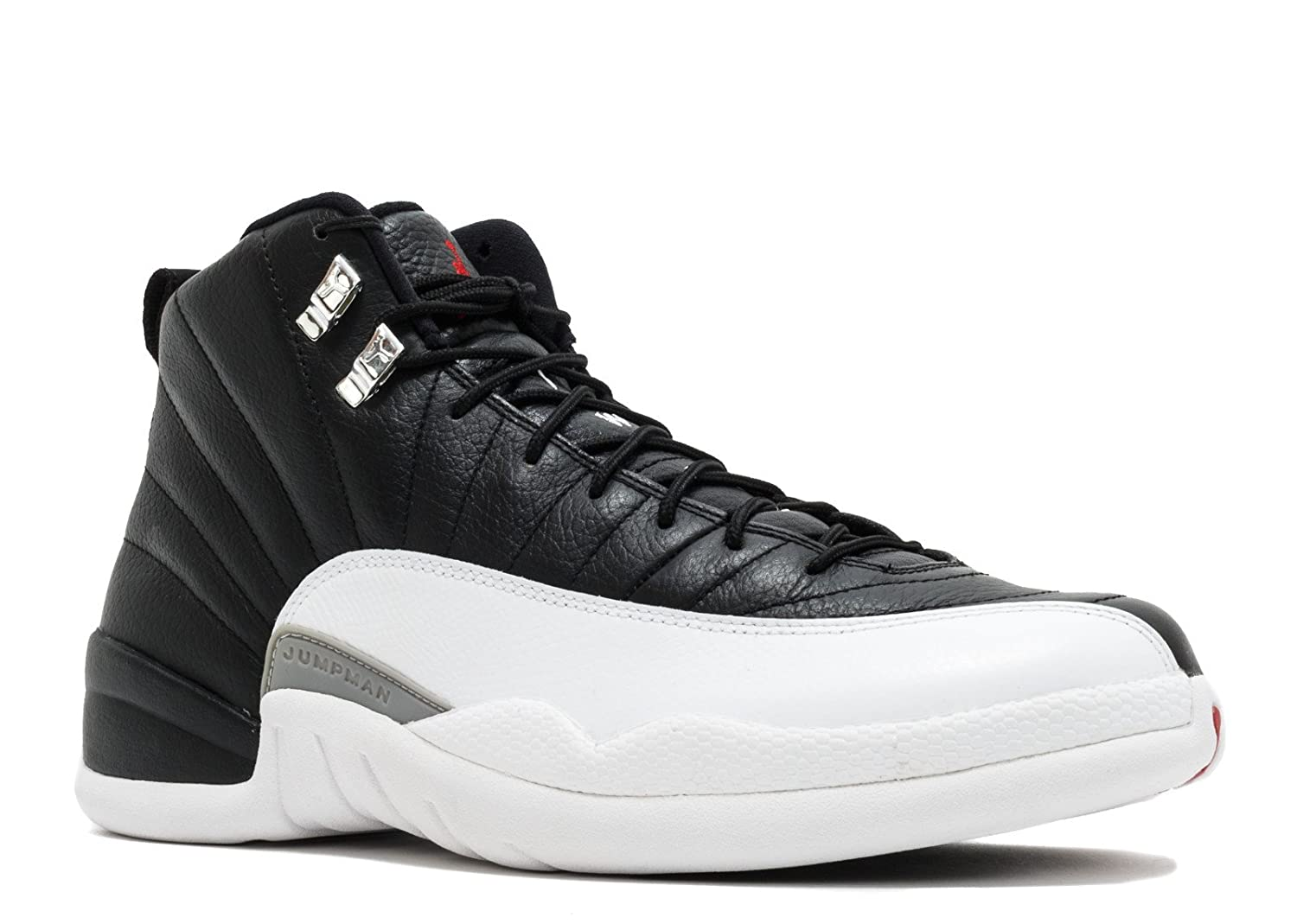 online retailer c4b59 6ee2e Amazon.com   NIKE Mens Air Jordan 12 Retro Playoff Leather Basketball Shoes    Basketball