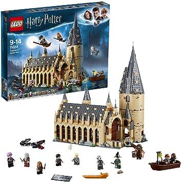 Oferta amazon: LEGO 75954 Harry Potter Gran Comedor de Hogwarts - Juguete de Construcción, con Minifiguras de Harry Potter