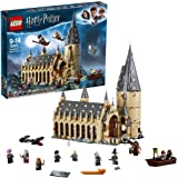LEGO Harry Potter Hogwarts Great Hall Toy Building Set, Multi-Colour, 75954